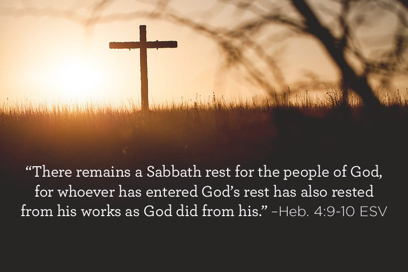 thumbnail image for There Remains a Sabbath Rest