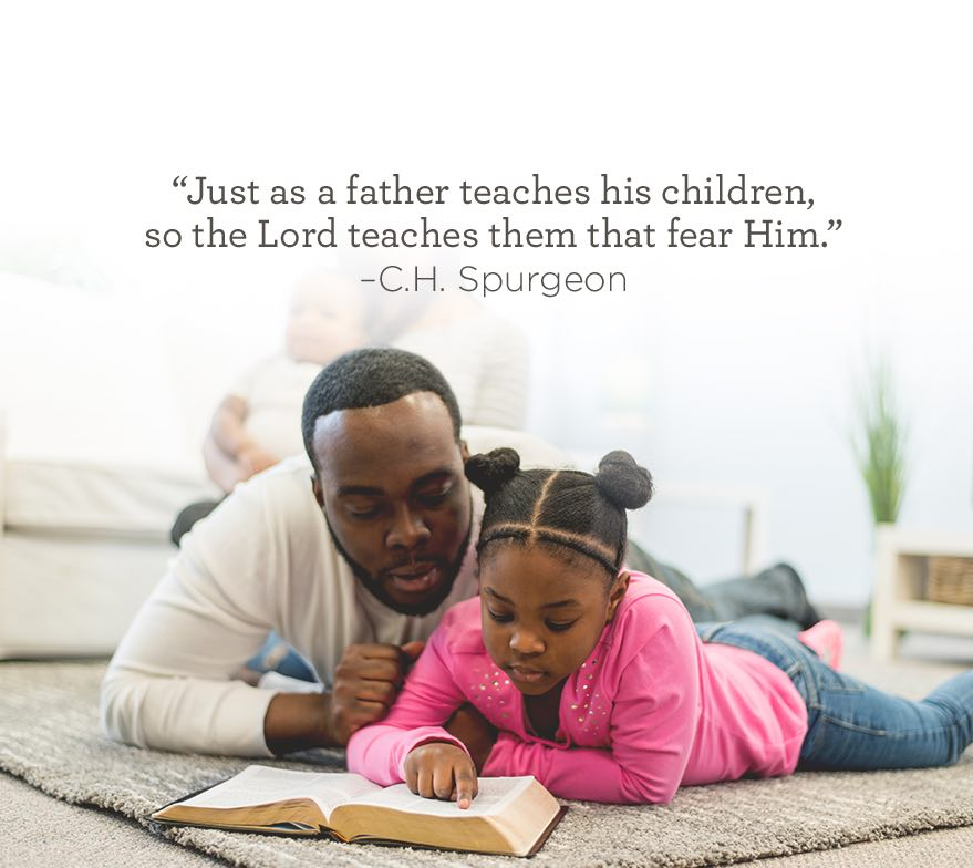 thumbnail image for As a Father Teaches His Children