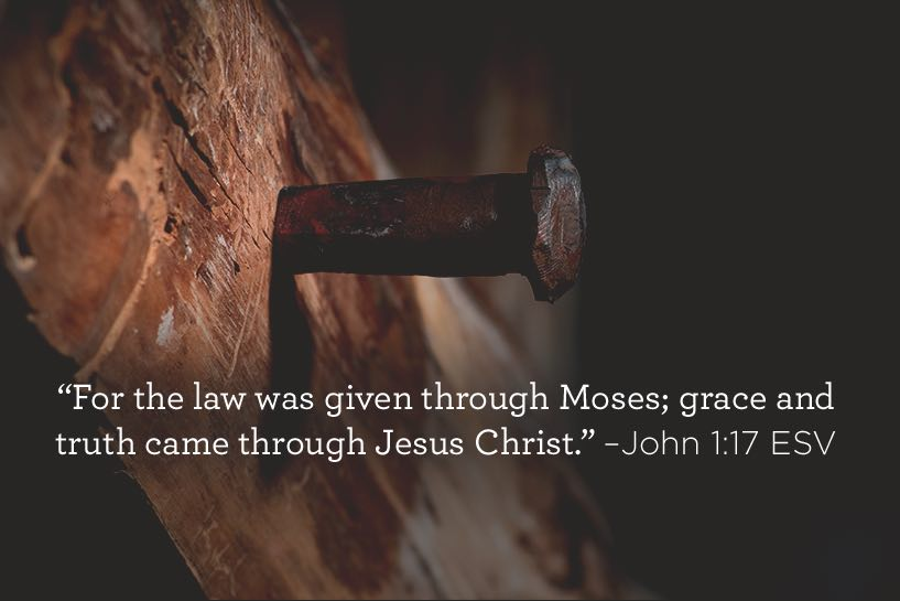 thumbnail image for Grace and Truth Through Christ