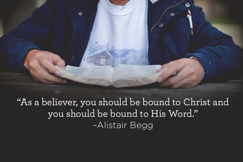 thumbnail image for Bound to Christ and His Word