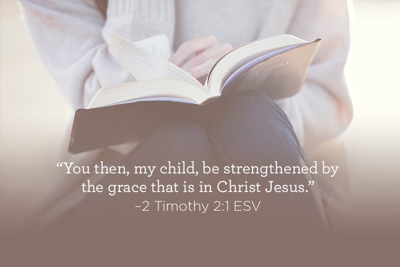 thumbnail image for Strengthened By Grace