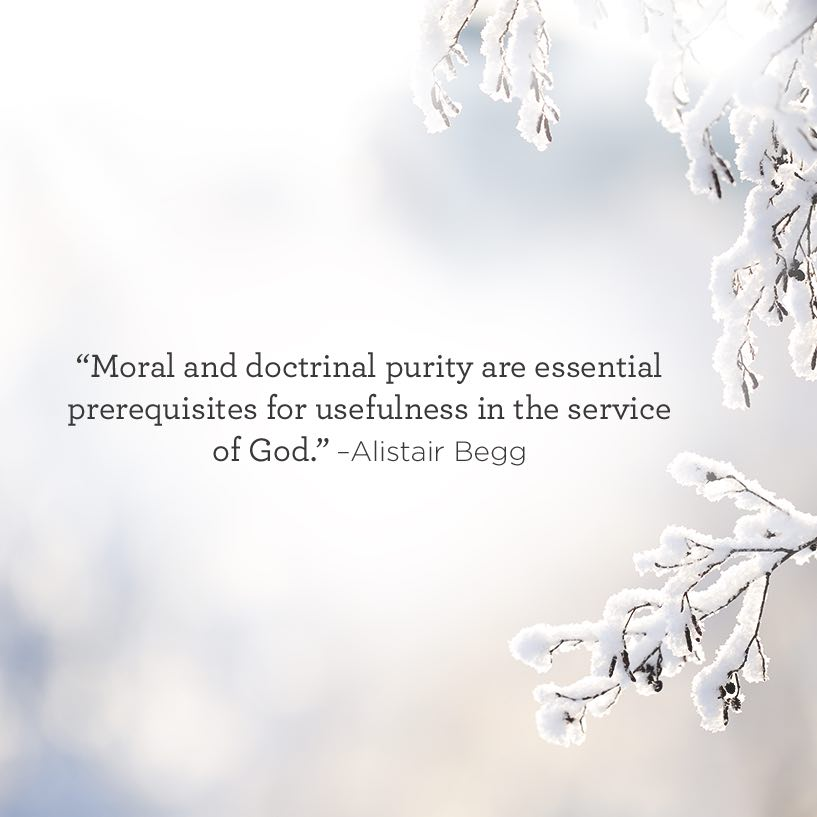 thumbnail image for Moral & Doctrinal Purity