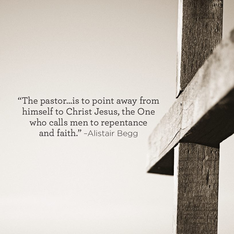 thumbnail image for The Pastor is to Point to Christ