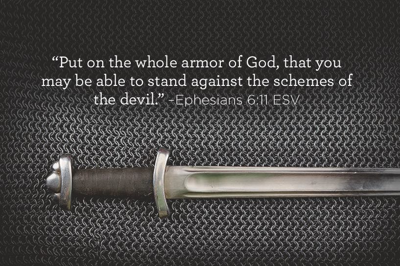 thumbnail image for Put on the Whole Armor of God