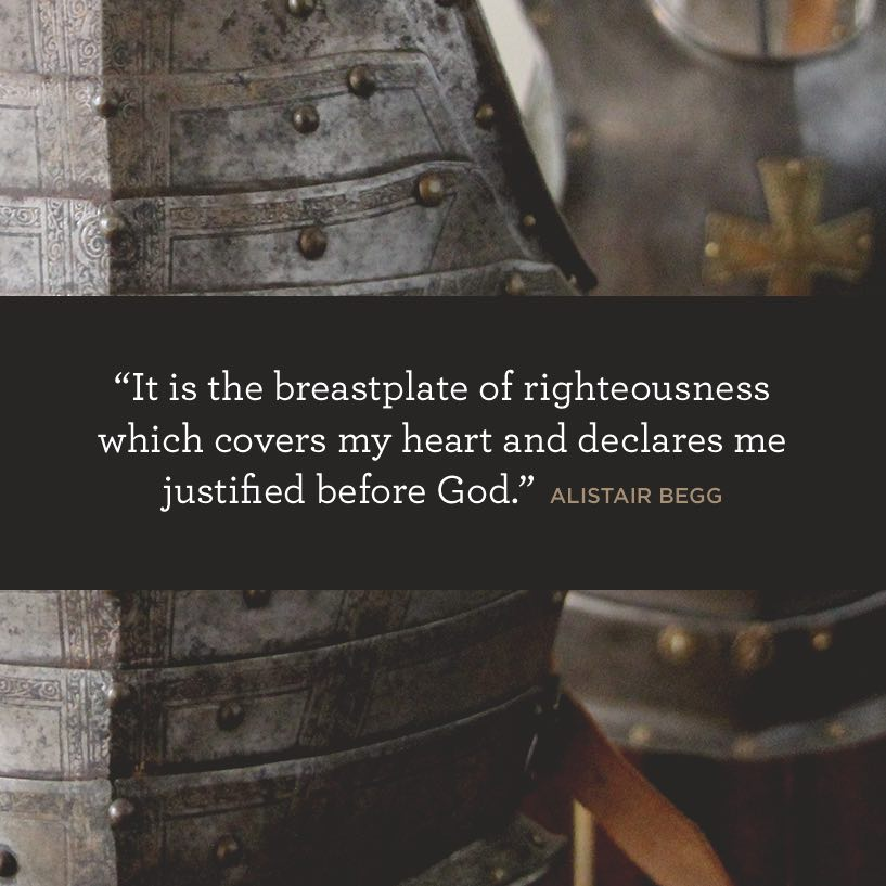 thumbnail image for The Breastplate of Righteousness
