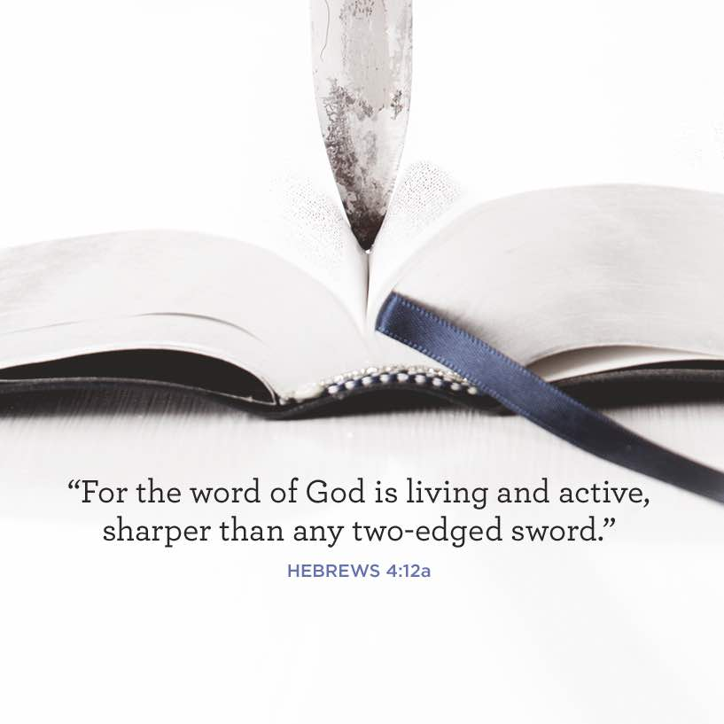 thumbnail image for Sharper Than Any Two-Edged Sword
