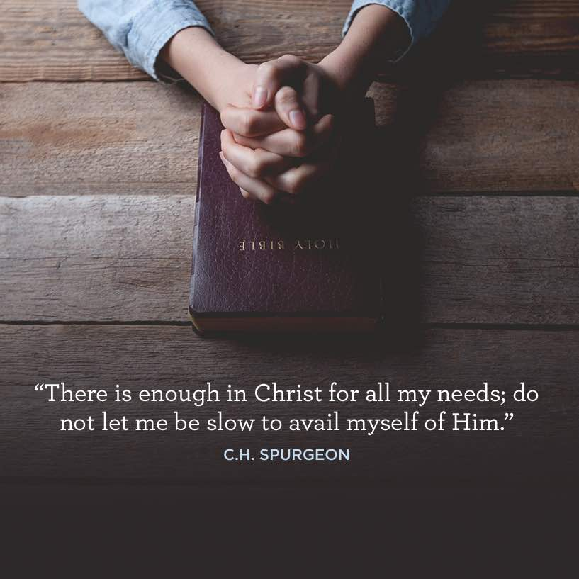 thumbnail image for Enough in Christ