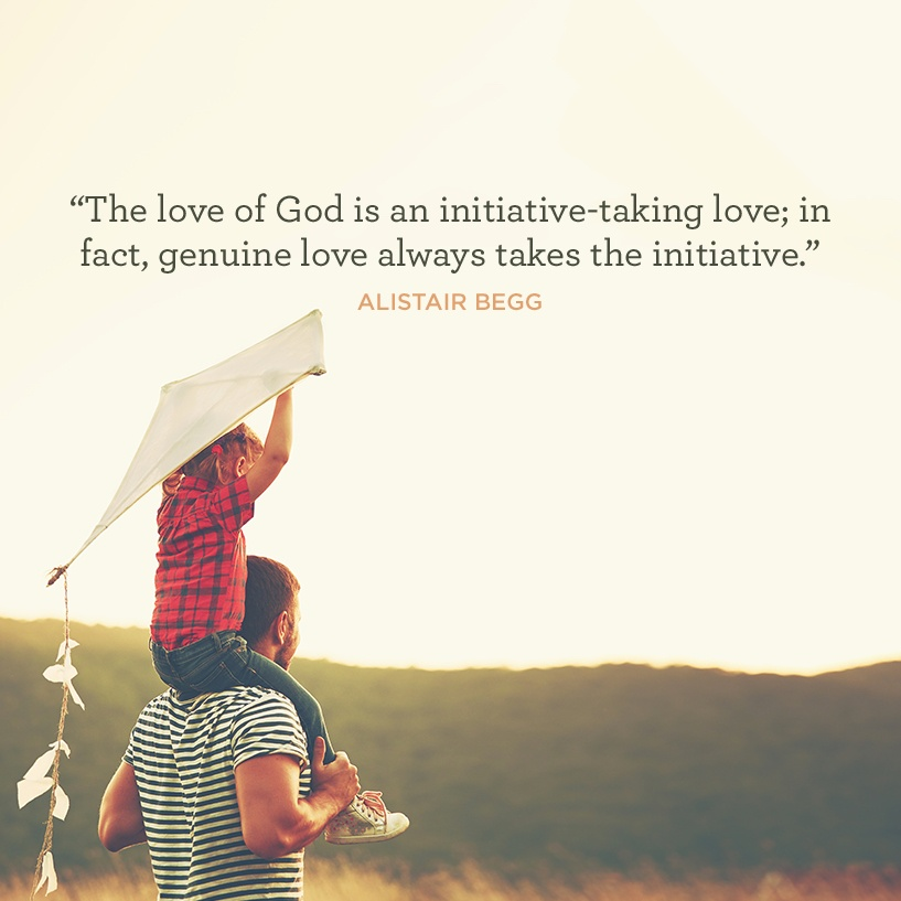 thumbnail image for Genuine Love Takes Initiative