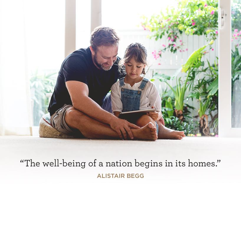 thumbnail image for A Nation's Well-Being Begins in its Homes