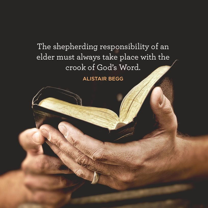 thumbnail image for Shepherding with the Crook of God's Word
