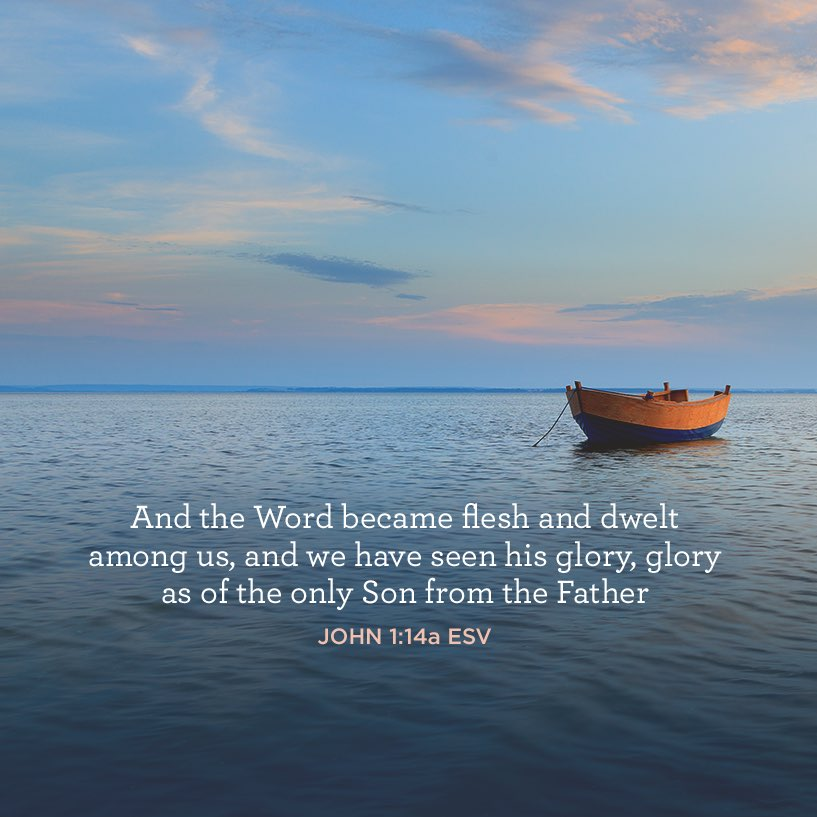 thumbnail image for The Word Became Flesh