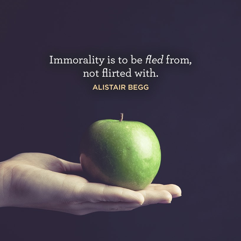 thumbnail image for Flee Immorality