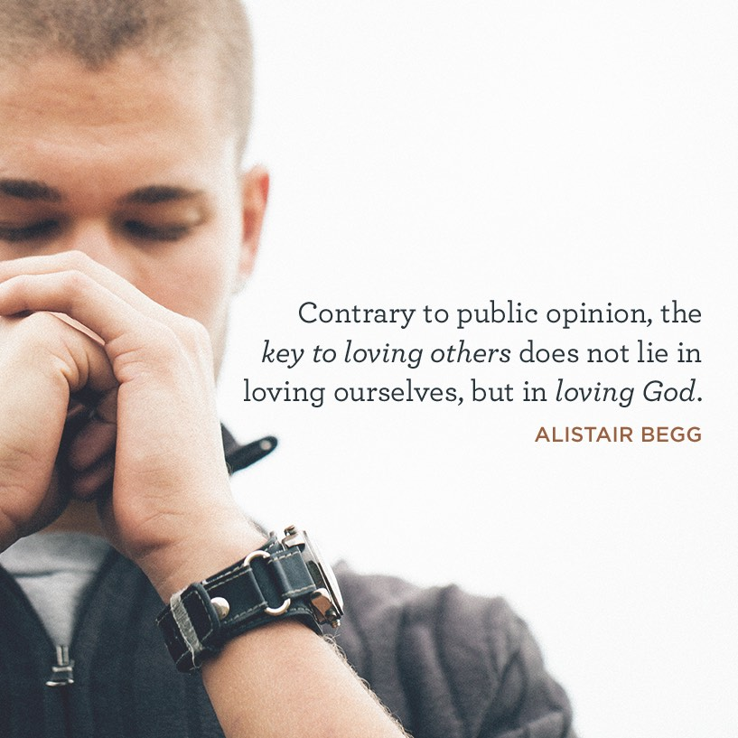 thumbnail image for The Key to Loving Others