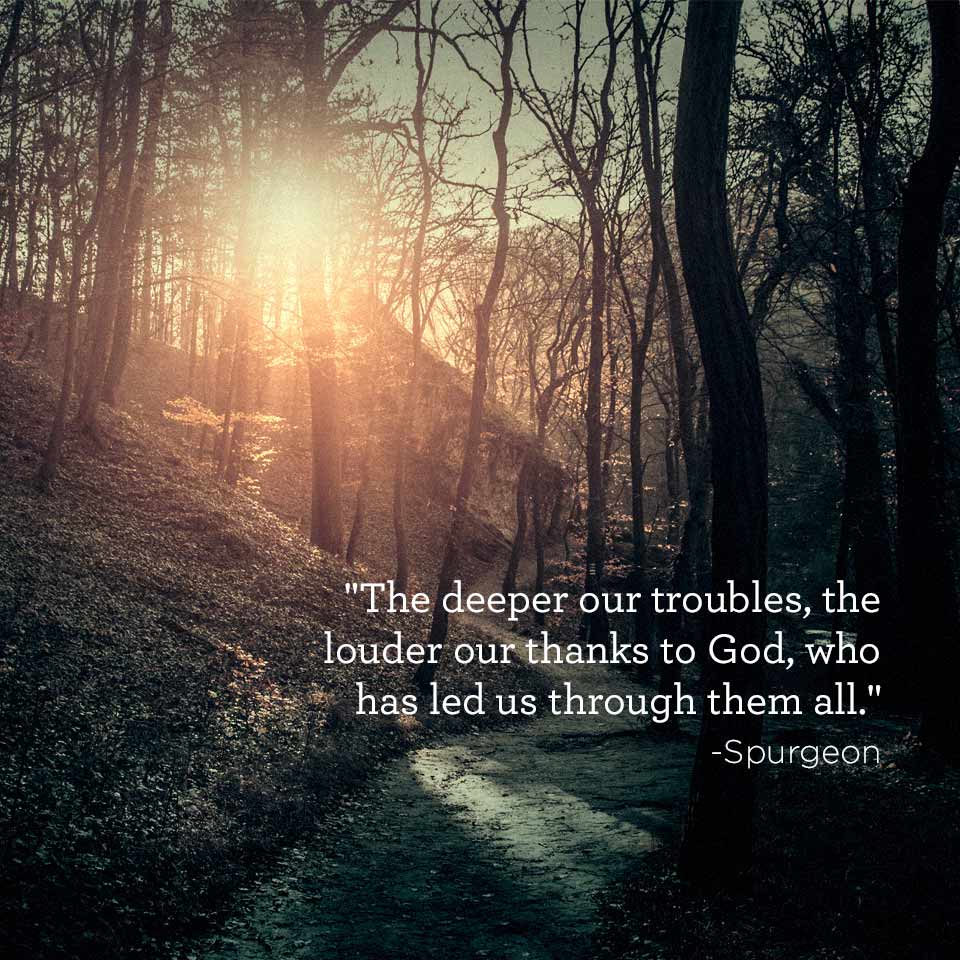 thumbnail image for The Deeper Our Troubles
