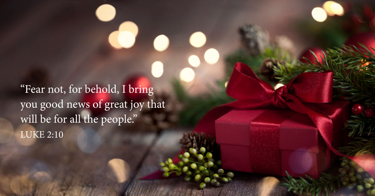 thumbnail image for Alistair Begg's 2020 Christmas Letter
