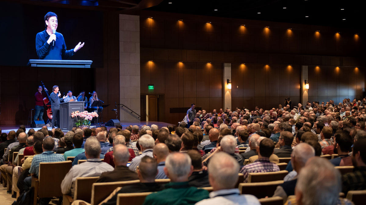 Alistair Begg on His Favorite Hymns