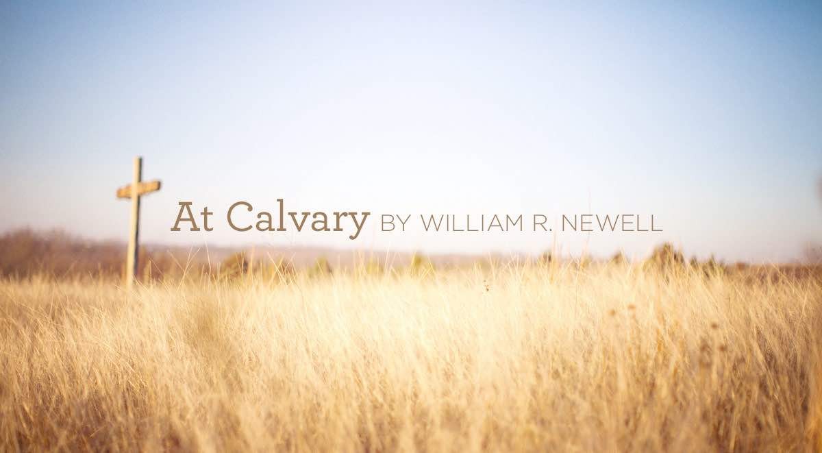 thumbnail image for Hymn: At Calvary