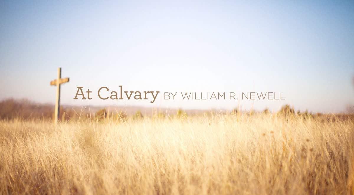 thumbnail image for Hymn: At Calvary