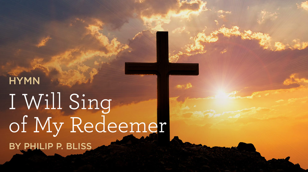 "thumbnail image for Hymn: ""I Will Sing of My Redeemer"" by Philip P. Bliss"