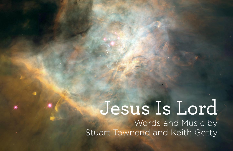 Hymn Jesus Is Lord