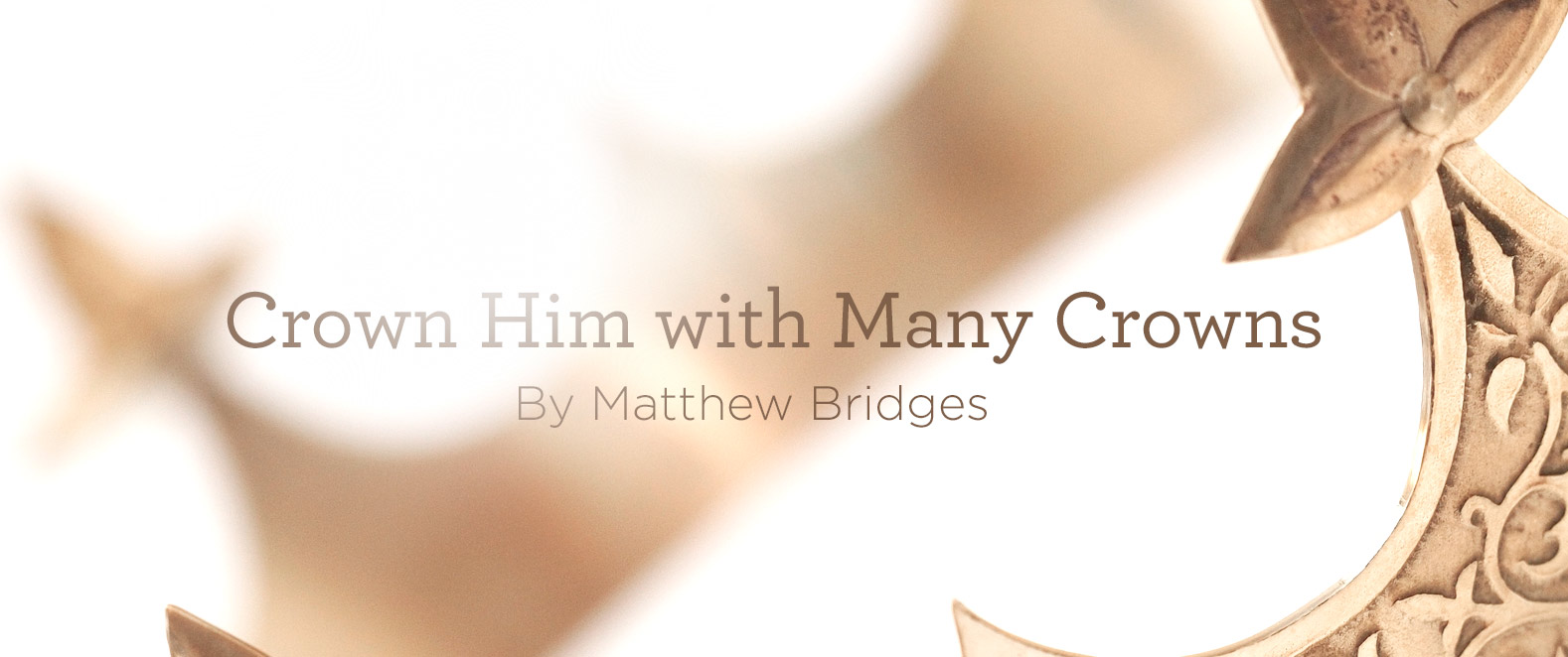 thumbnail image for Hymn: Crown Him with Many Crowns