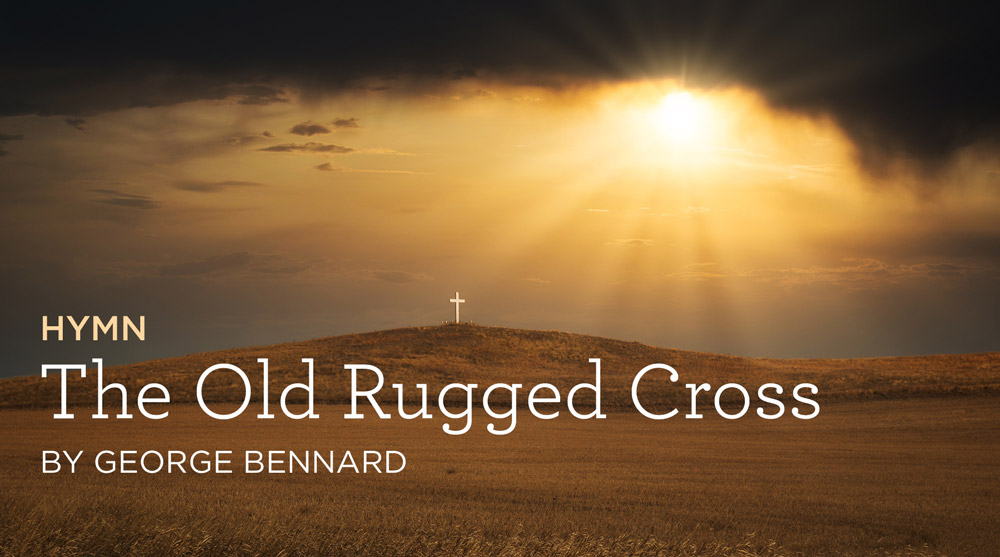 "thumbnail image for Hymn: ""The Old Rugged Cross"" by George Bennard"