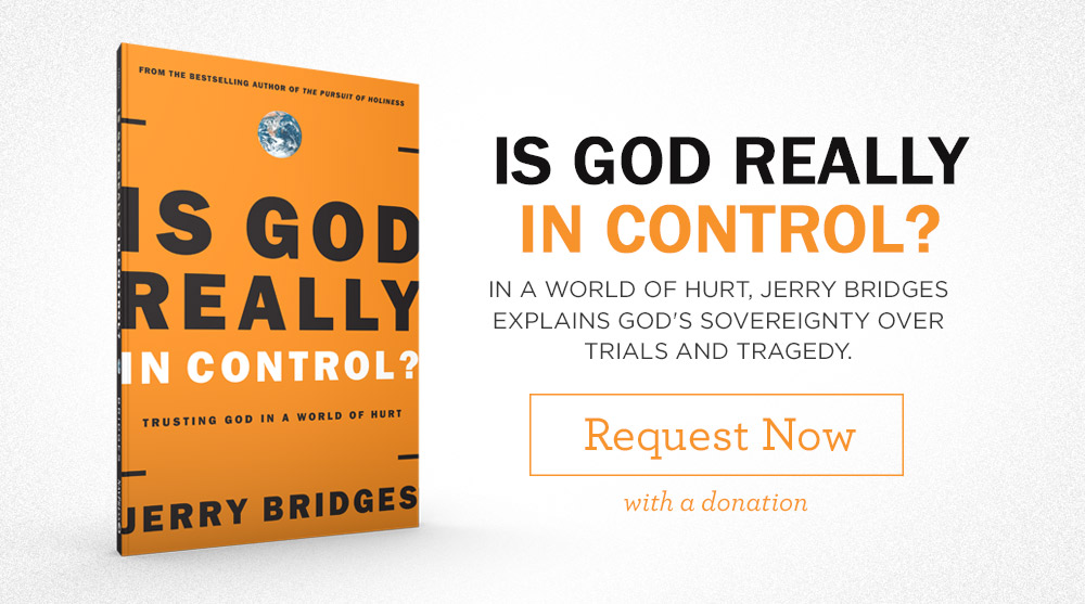 Is God Really in Control