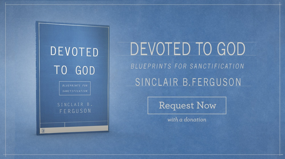 thumbnail image for New From Sinclair Ferguson: