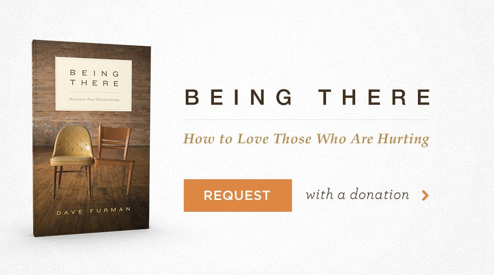 thumbnail image for Being There -How to Help Those In Pain