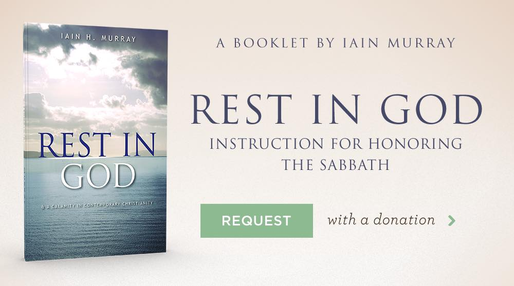 thumbnail image for Rest in God - How Relevant is the Sabbath?