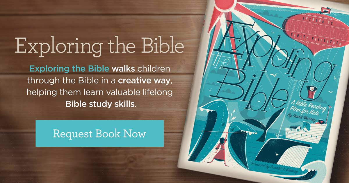 thumbnail image for A Journey Through the Bible for Kids