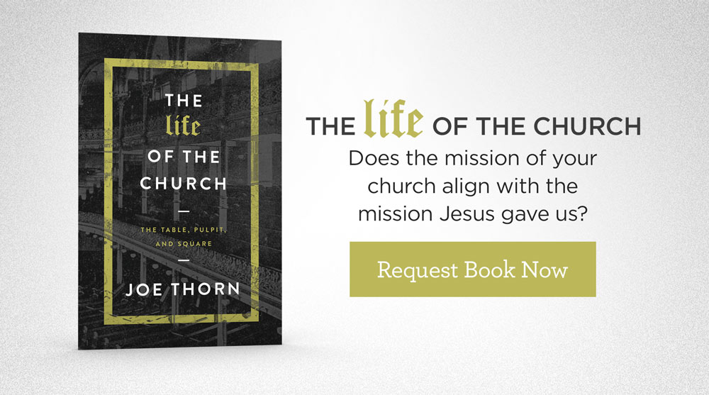 thumbnail image for What Does a Gospel-Centered Church Look Like?