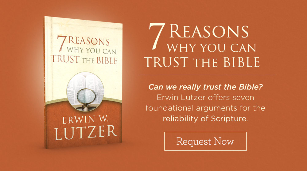 thumbnail image for How Do We Know the Bible is Trustworthy?