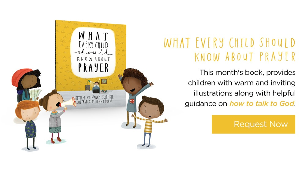 thumbnail image for How Can We Teach Our Children to Pray?