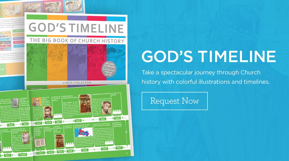 thumbnail image for Take a Sweeping Visual Journey through Church History!