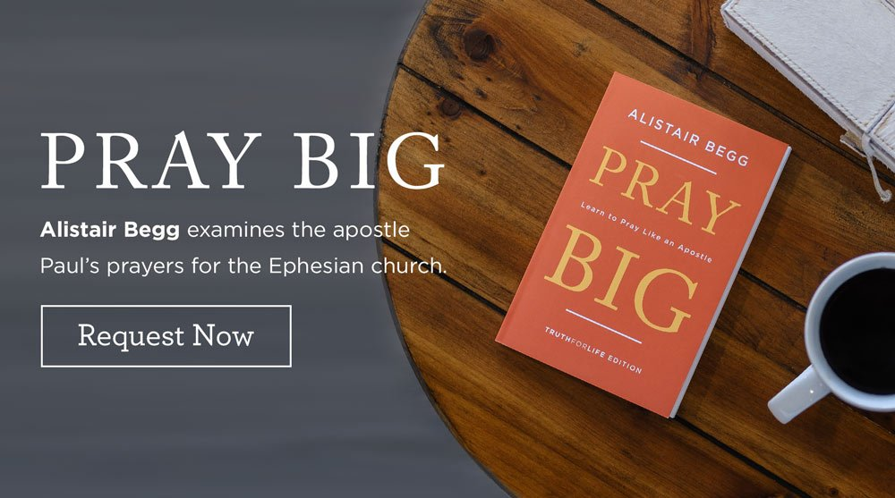 thumbnail image for Alistair Begg's New Book