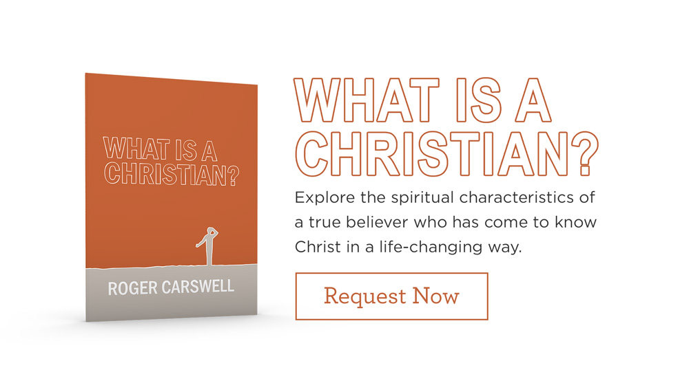 thumbnail image for What Is a Christian?