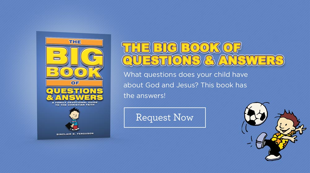thumbnail image for Ever Challenged to Answer a Child's Question About Jesus?