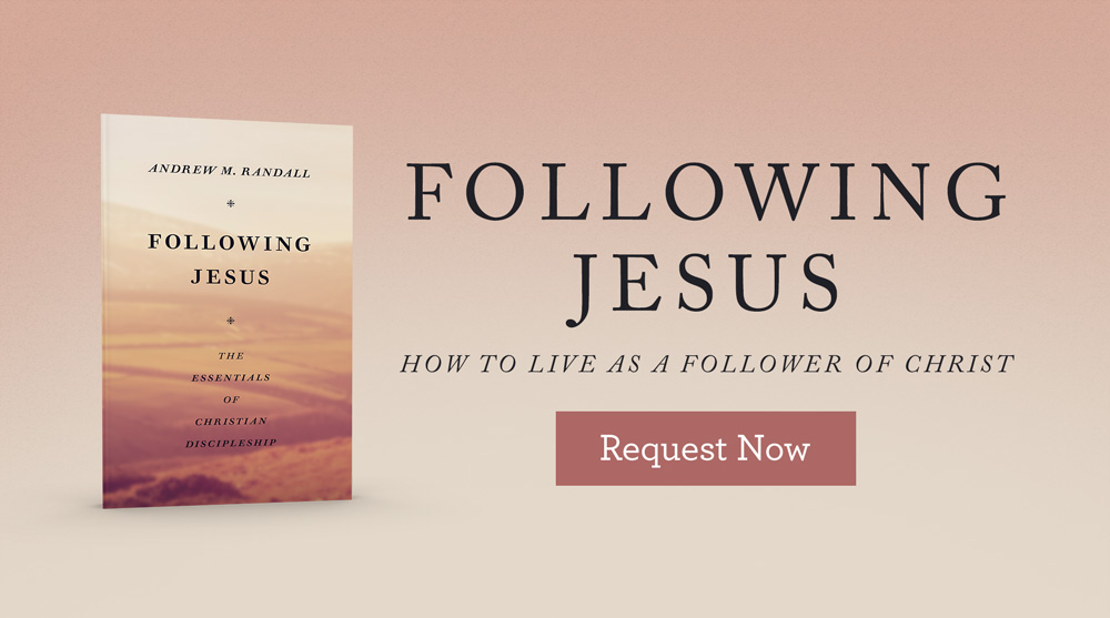 thumbnail image for Getting the Basics of Following Jesus Right!
