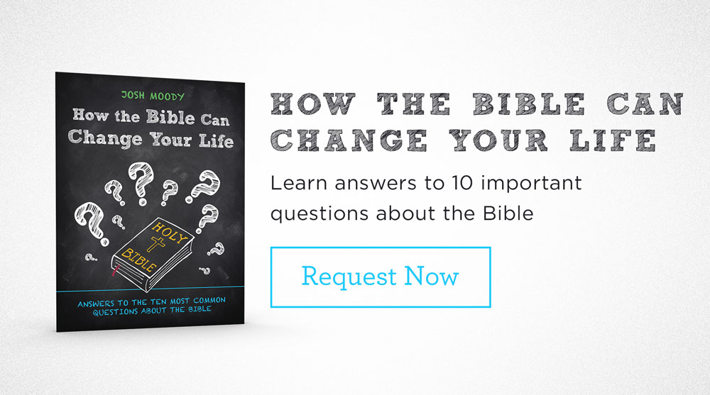 thumbnail image for How Can the Bible Change Your Life?