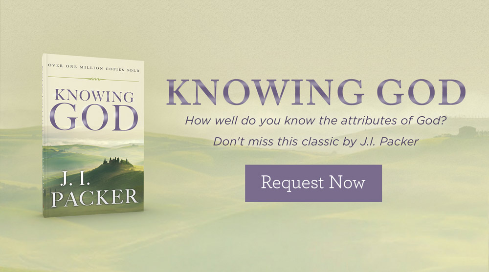 thumbnail image for Add J.I. Packer's Classic 'Knowing God' to Your Library