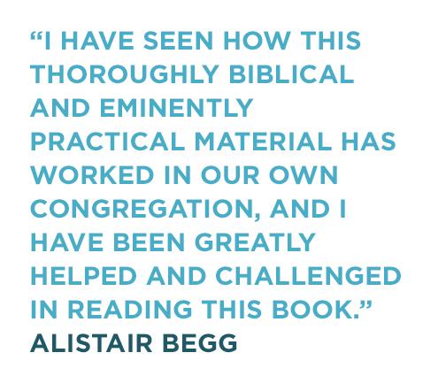 Alistair Begg endorsement