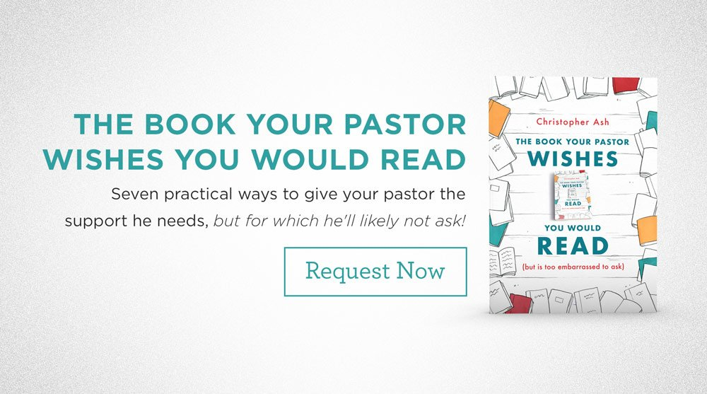 thumbnail image for The Book Your Pastor Wishes You Would Read