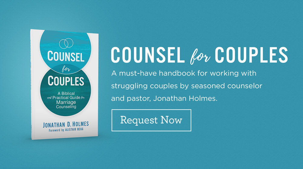 thumbnail image for Brand-New: A Step-By-Step Guide to Help You Counsel Couples in Difficulty