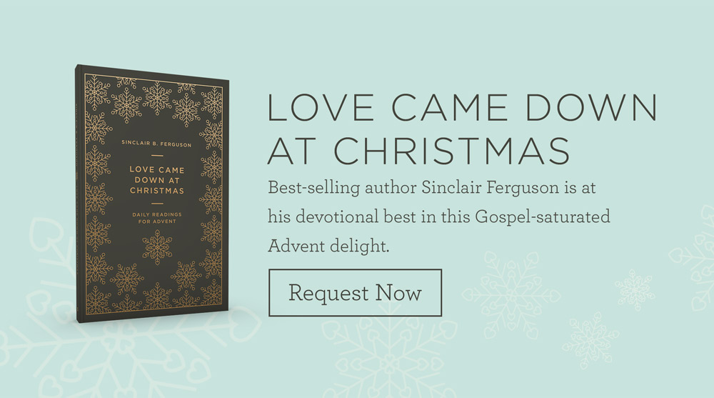 thumbnail image for Sinclair Ferguson is at His Devotional Best in