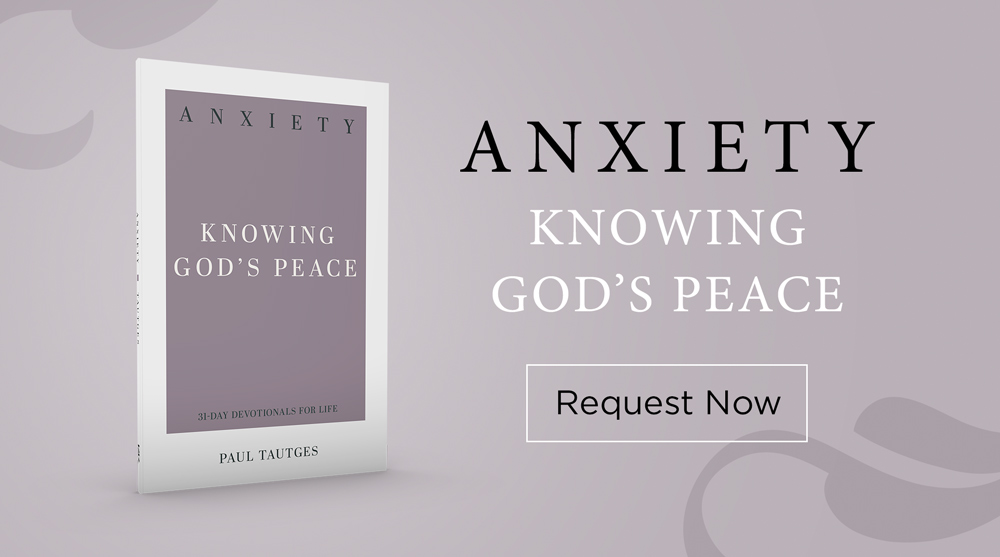 thumbnail image for Experiencing God's Peace in the Midst of Anxiety
