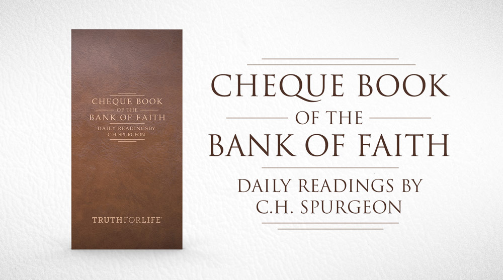 thumbnail image for Charles Spurgeon Reflects on God's Promises
