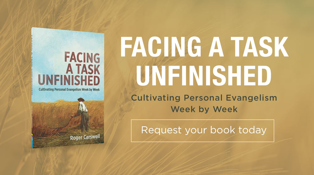 thumbnail image for Do You Wish You Were More Passionate about Sharing the Gospel? Read 'Facing a Task Unfinished'
