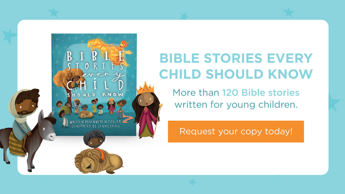 thumbnail image for Bible StoriesYourChild Will Want to Know