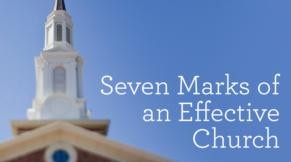 thumbnail image for Download (Free) - Seven Marks of an Effective Church